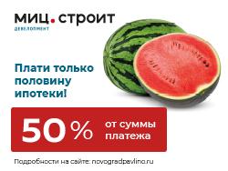 ЖК «Новоград Павлино» Ипотека от 9,2%.